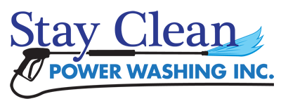 Stay Clean Power Washing – Soft Washing Logo